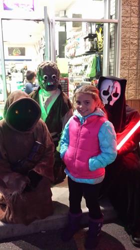 Star Wars Fans!