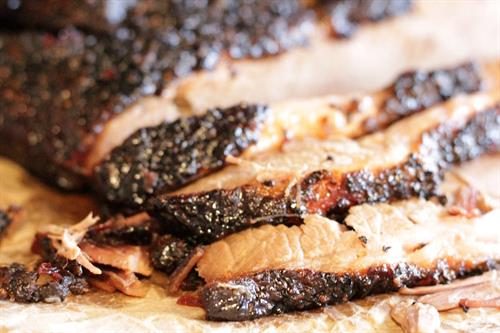 Hickory Smoked Brisket