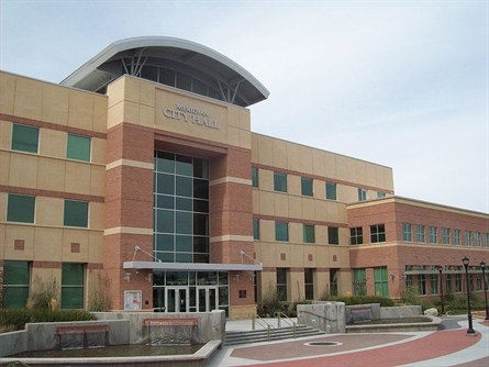 Meridian City Hall