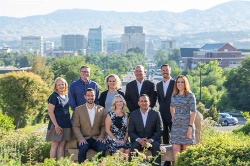 Your Treasure Valley Lending Team!