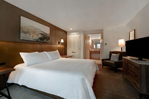 Corporate Suite Bedroom