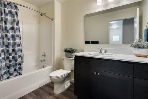 Central Park Commons Bathroom