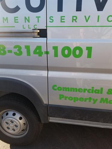 EMS Van