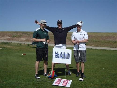 RehabAuthority Golf!