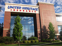 United Heritage Corporate Office - Meridian