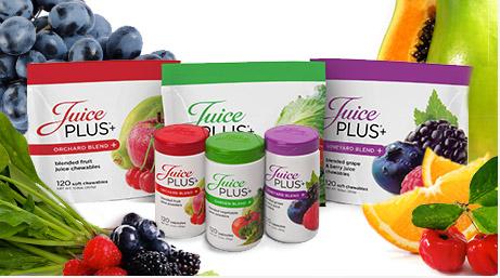 Juice Plus--whole food nutrition