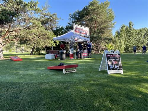 Fisher's at Meridian Chamber Golf Tournament