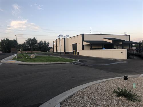 North East of Cope Collision Center