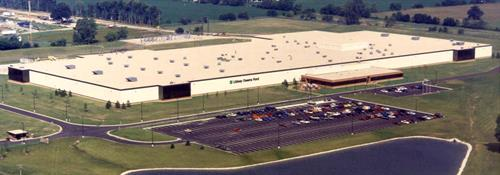 Libby-Owens-Ford Automotive Glass Fabrication Facility