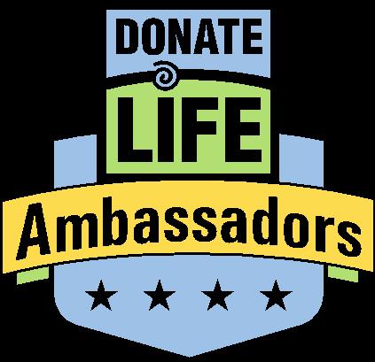Donate Life Ambassador