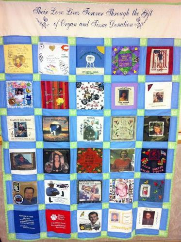 Kentucky Donor 's Quilt