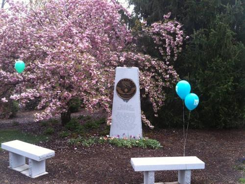 Memorial Garden, Capital, Frankfort, KY
