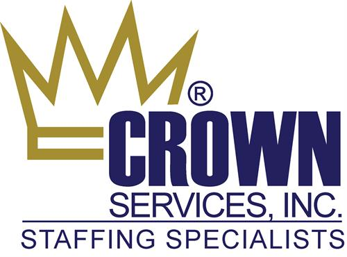 Crown Services Staffing Logo