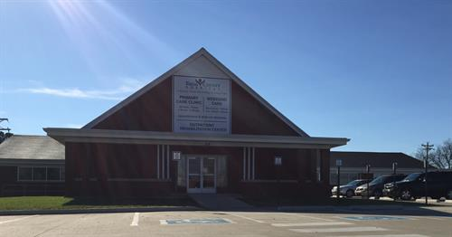 Trigg County Primary Care - A Rural Health Clinic