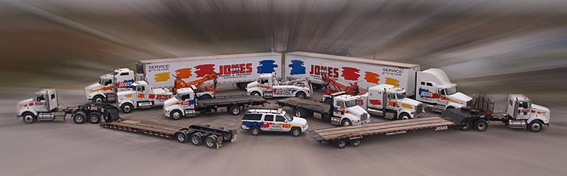 Jones Bros. Towing & Trucking, Inc