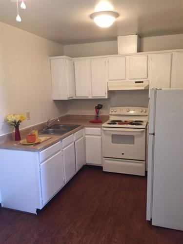 another one of the renovated kitchens