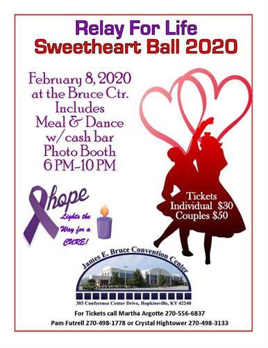Sweetheart Ball 2020