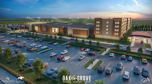 Oak Grove Racing, Gaming, and Hotel