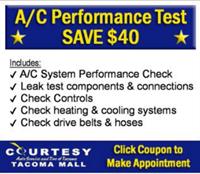Courtesy Auto Service - Tacoma