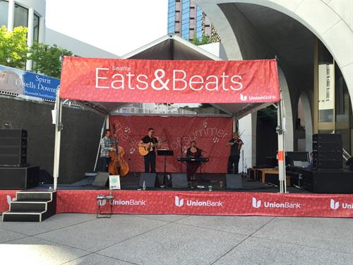 Eats and Beats Summer Concert Series presented by Union Bank