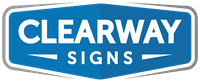 Clearway Signs - Puyallup