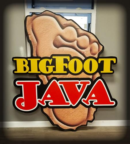 Bigfoot Java illuminated panel replacement