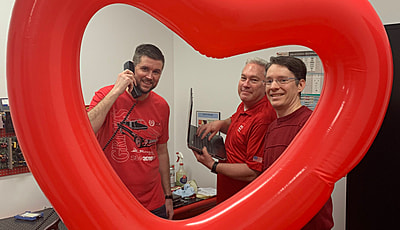 Community: National Wear Red Day for Heart Health