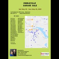 Dibbleville Garage Sale