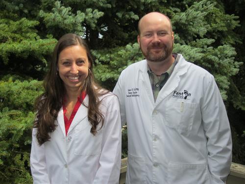 Dr. James Hirt & Dr. Erin Holdren-Otis