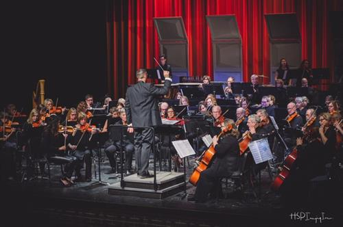 """Full-Community Orchestra """"Fall in Love with the FCO"""" Dress Rehearsal - Season 10 - 2020"""