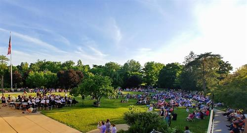 FCO performs at Concerts in the Park - Season 8 - 2018