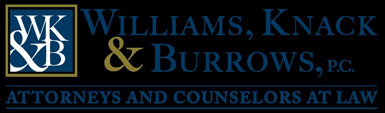 Williams, Knack & Burrows, P.C.