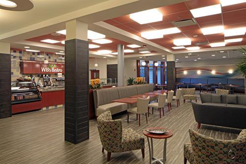 WB Bristro & Lounge
