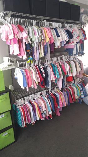 Center of Hope Community Baby Boutique