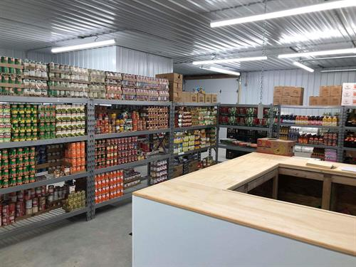 Center of Hope Community Food Pantry