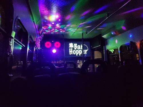 The Fenton Bar Hopper Bus on a Friday Night