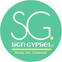 Sign Gypsies Linden