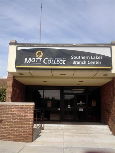 Welcome to MCC's Southern Lakes Center!