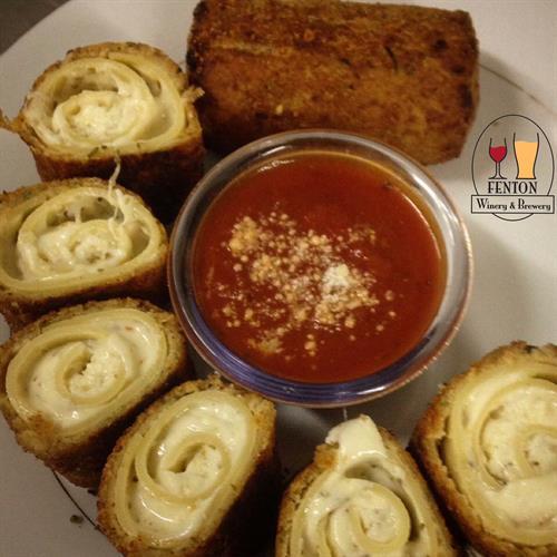 Famous Lasagna Rolls