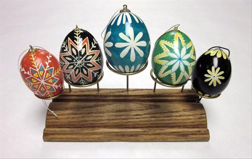 Pysanky Egg Class