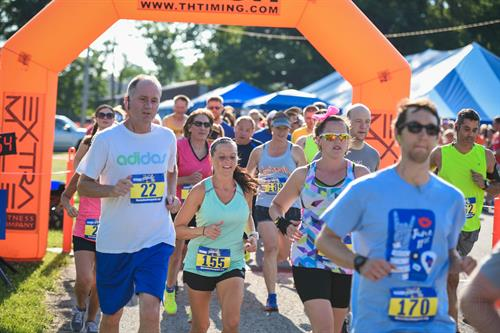 Annual Footloose 5K & Event hosted by Park Department