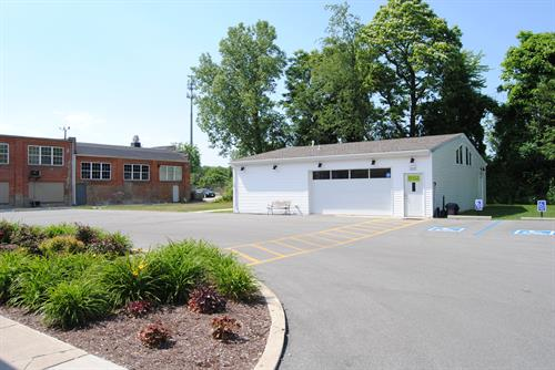 The Conduit Recovery Community Center Building at the Chesterton Office