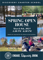 Discovery Charter School Spring Open House