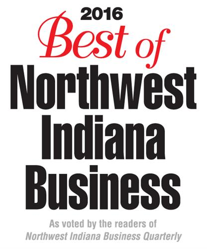 "2016 Northwest Indiana Business Quarterly ""Best Ad Agency for Web Design"" in Northwest Indiana"