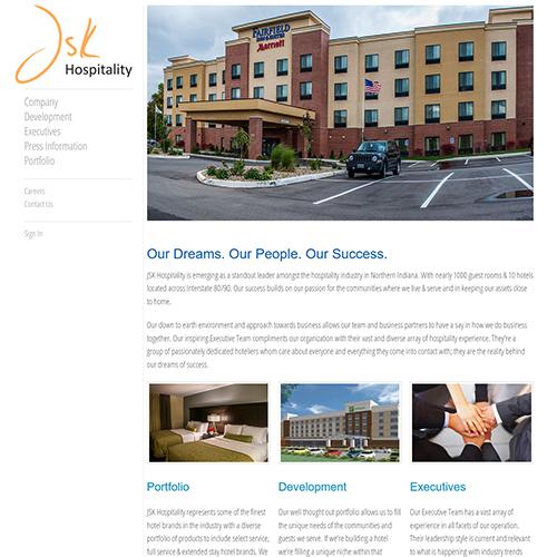 JSK Hospitality of South Bend, Indiana
