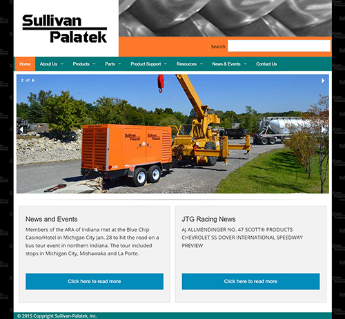 Sullivan-Palatek of Michigan City, Indiana