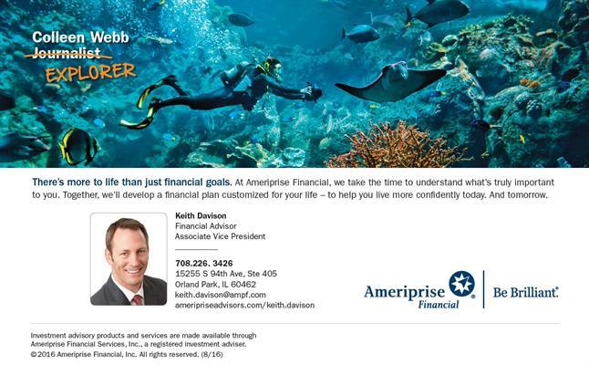 Ameriprise Financial - Keith Davison