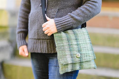 Handwoven Travel Bag