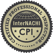 Certified professional inspector with InterNachi