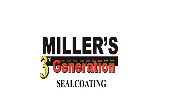 Miller's 3rd Generation Sealcoating